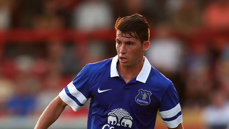 Bryan Oviedo: Everton defender capable of operating in a more advanced role