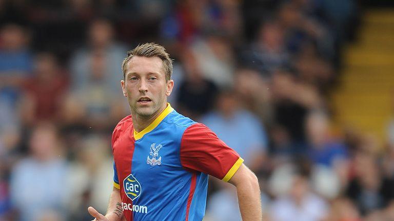Stephen Dobbie: Crystal Palace midfielder has joined Blackpool on loan