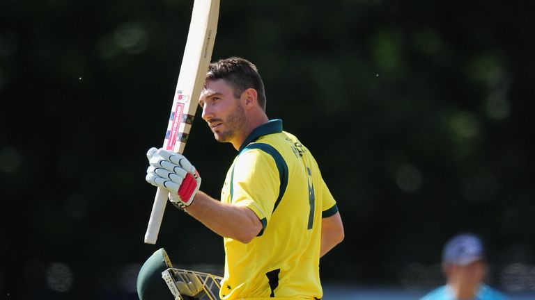 Shaun Marsh: Century a boost before series against England