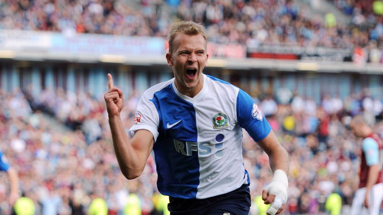 Jordan Rhodes: Too expensive for Harry Redknapp