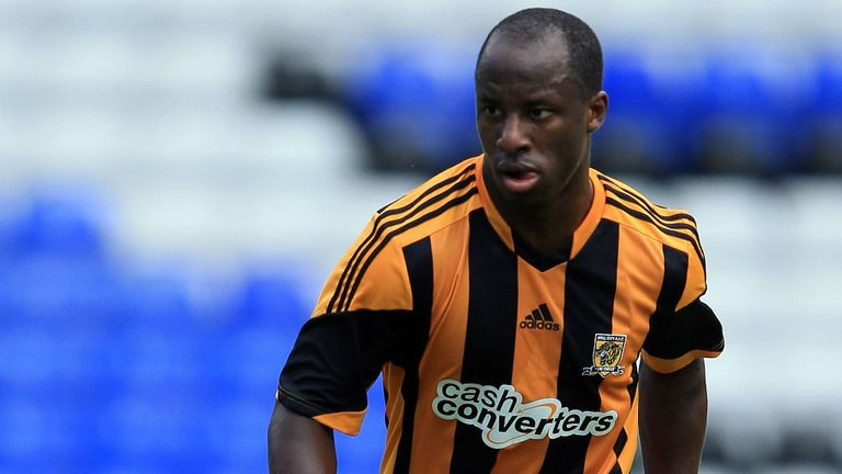 Sone Aluko: Close to signing a new deal at Hull City