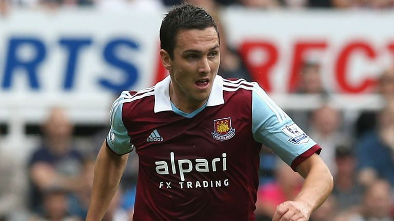 Stewart Downing: Joined West Ham United in the summer