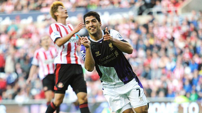 Luis Suarez: Two goals on his Premier League return for Liverpool