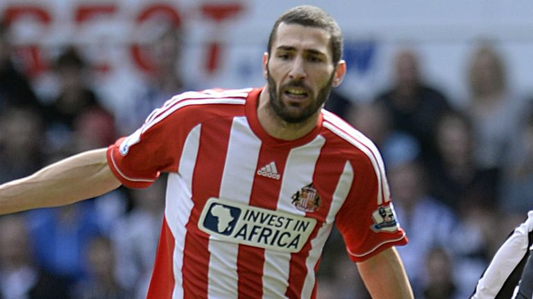 Carlos Cuellar: Paolo Di Canio says the defender will get a chance at Sunderland this season