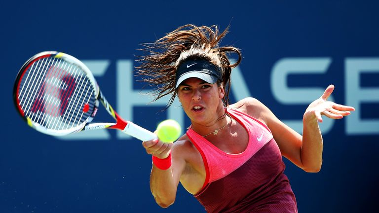 Ajla Tomljanovic: Croat will face Marina Erakovic in last eight