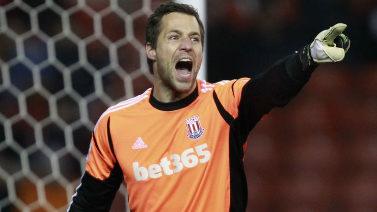 Thomas Sorensen: Hinted he could retire at the end of the season