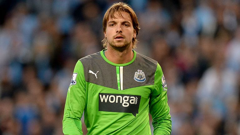 Tim Krul: Preparing to face Everton set-piece specialist Leighton Baines