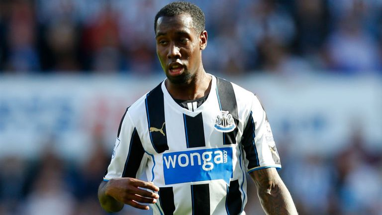 Vurnon Anita: Hoping for Newcastle form to continue