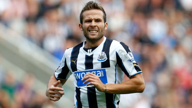 Yohan Cabaye: Newcastle midfielder has been disciplined by the club