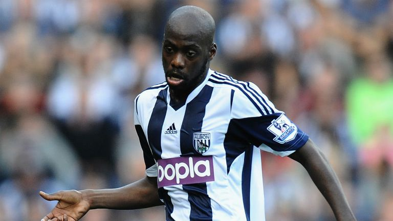 Youssouf Mulumbu: A key figure in West Brom's future plans
