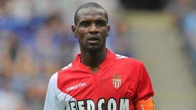 Eric Abidal: Wants to qualify for the Champions League