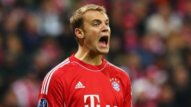 Manuel Neuer: Ready for Schalke challenge