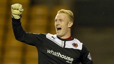 Aaron McCarey: Joins Portsmouth on loan