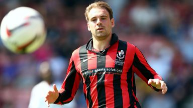 Brett Pitman: In contention to start against Royals