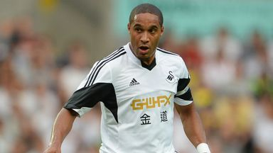 Ashley Williams: No points target for Swansea captain