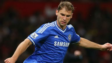 Branislav Ivanovic: Chelsea defender happy with the season so far