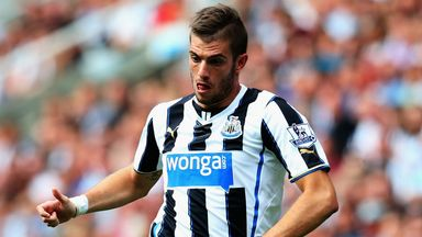 Davide Santon: Newcastle United left-back has been in impressive form this season