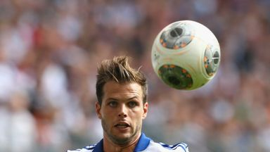 Dennis Diekmeier: Joined Hamburg as a replacement for Jerome Boateng in 2010
