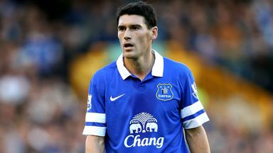 Gareth Barry: Snubbed other offers to join Everton