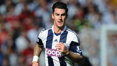 Liam Ridgewell: Potential return against survival rivals Sunderland