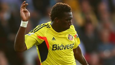 Modibo Diakite: Sunderland defender could be back to Italy this month