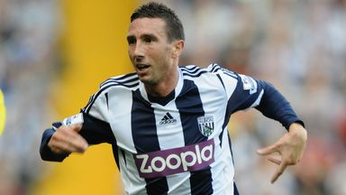 Morgan Amalfitano: Has impressed since completing loan move to West Brom