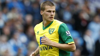 Ryan Bennett: Has signed a new three-year with Norwich