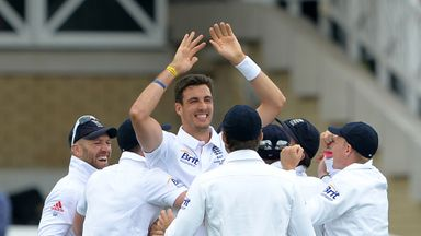 Steven Finn: England seamer made Ashes squad despite mixed international career to date