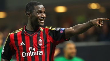 Cristian Zapata: Out for at least a month