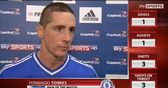 Torres on target for Chelsea