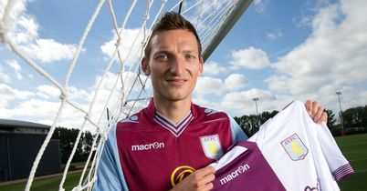Libor Kozak: Could make his Villa debut against the Magpies