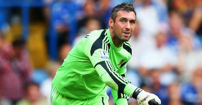 Allan McGregor: Hull City goalkeeper out for up to six weeks