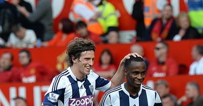 Saido Berahino: Hit the winner for Albion