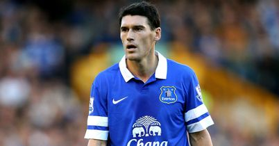 Gareth Barry: Returns for Everton