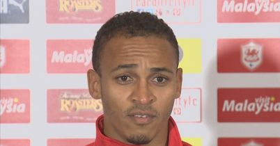 Peter Odemwingie: Set for his Cardiff City debut following his switch from West Brom