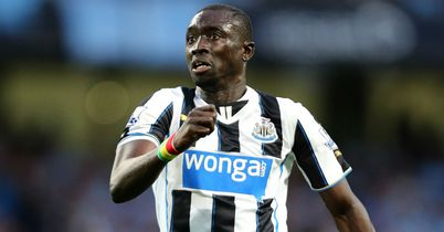 Papiss Cisse: Challenged to try and win his place back