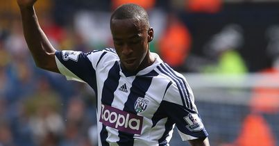 Saido Berahino: Hit the winner against Manchester United