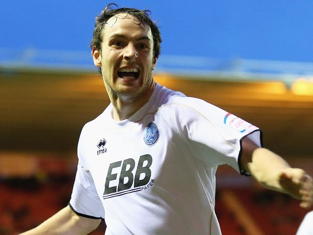 Danny Hylton: Bagged the winning goal