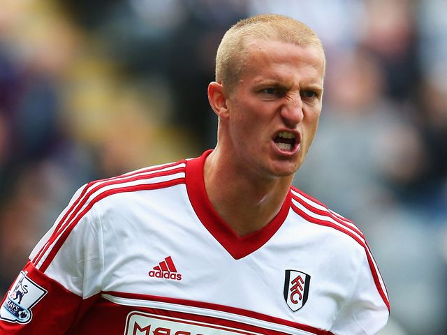 Brede Hangeland: Could return against Norwich