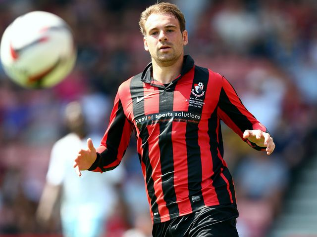 Pitman: Opened the scoring for Bournemouth