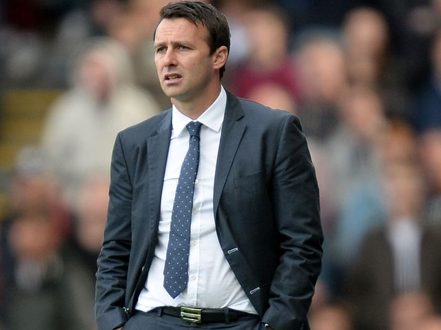 Dougie Freedman: Feels his job is 'very safe'