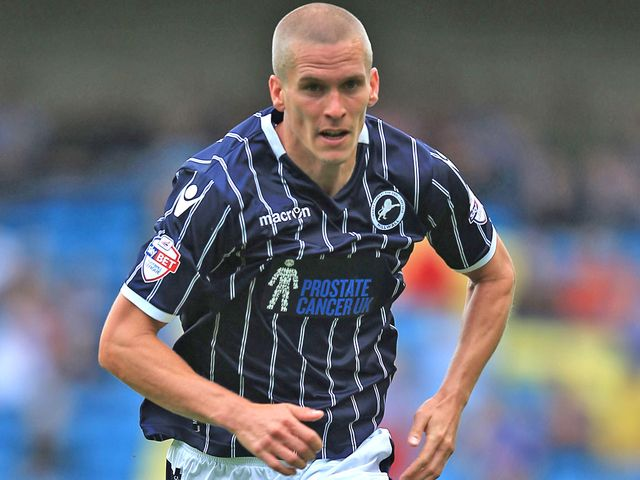 Steve Morison: Gave Millwall an early lead