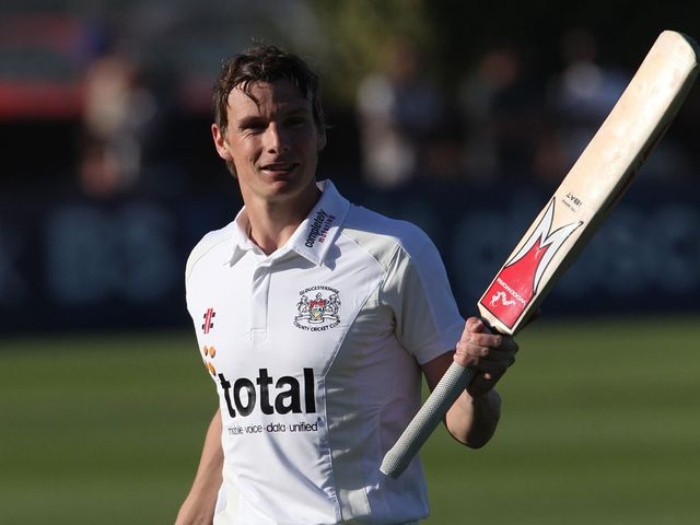 Will Gidman: Continued his outstanding form with the bat