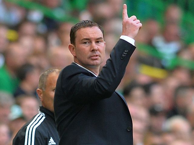 Derek Adams: Has a full complement to pick from