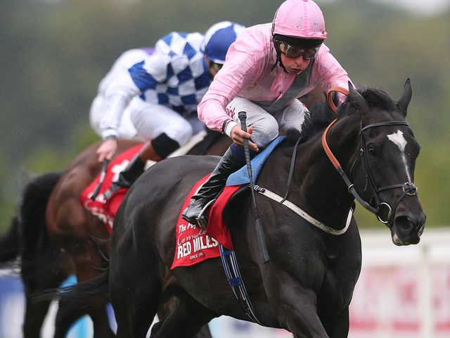The Fugue gets the better of Al Kazeem to score
