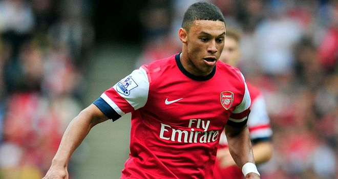 Oxlade-Chamberlain: Eager to impress to make sure on his World Cup place