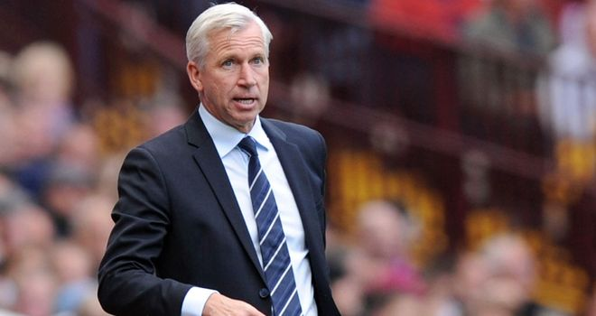 Alan Pardew: Happy with Yohan Cabaye's return