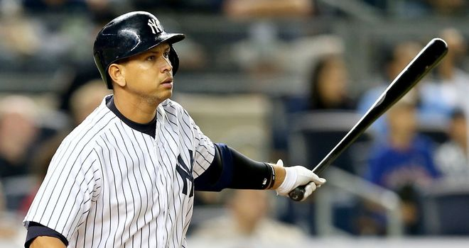 Rodriguez will miss the entire 2014 MLB season