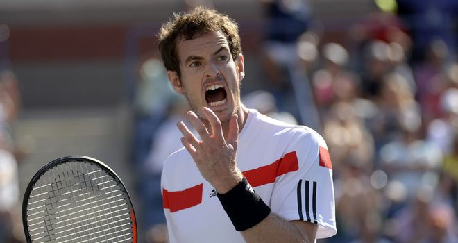Andy Murray: Confirmed for London's season-ending event