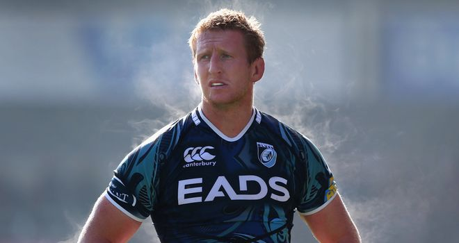 Bradley Davies: Joining Wasps next season